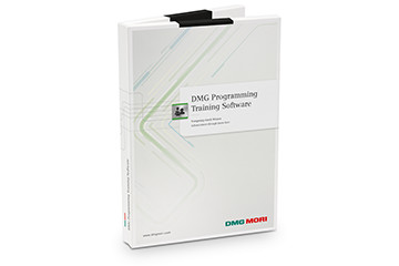 DMG PROGRAMMING TRAINING SOFTWARE